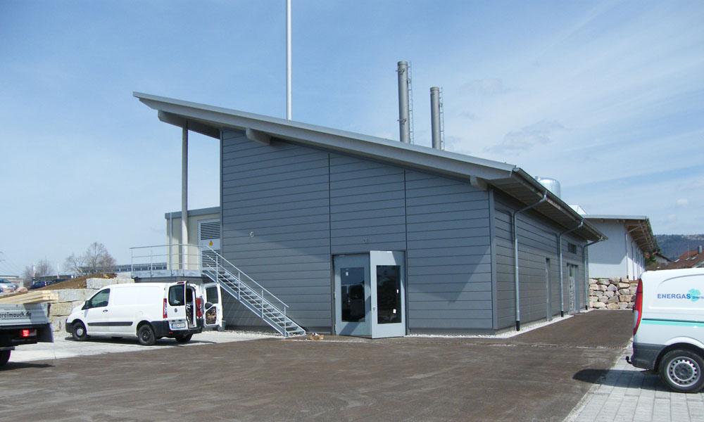 Nahwärme, Planungsbüro Zelsius GmbH, Donaueschingen