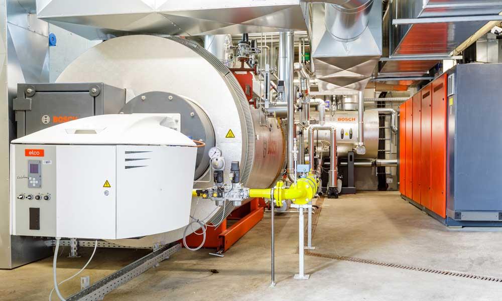 BHKW-Anlage, Planungsbüro Zelsius GmbH, Donaueschingen